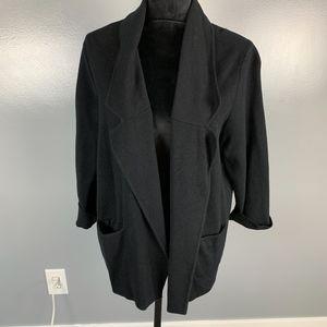 Alfani sweater jacket, size L
